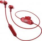 Bezdrátová sluchátka JBL Synchros E25BT červená
