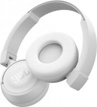 Bezdrátová sluchátka JBL T450BT Bluetooth bílá