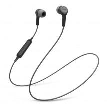 Bezdrátová sluchátka Koss BT115i, šedá