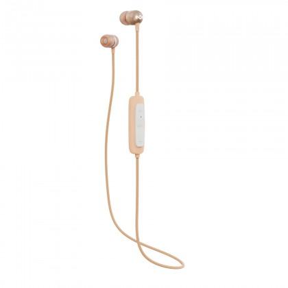 Bezdrátová sluchátka MARLEY Smile Jamaica Wireless 2 Copper
