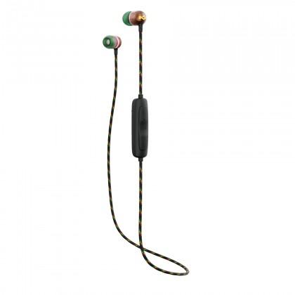 Bezdrátová sluchátka MARLEY Smile Jamaica Wireless 2 Rasta