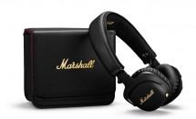 Bezdrátová sluchátka Marshall Mid A.N.C. černá ROZBALENO