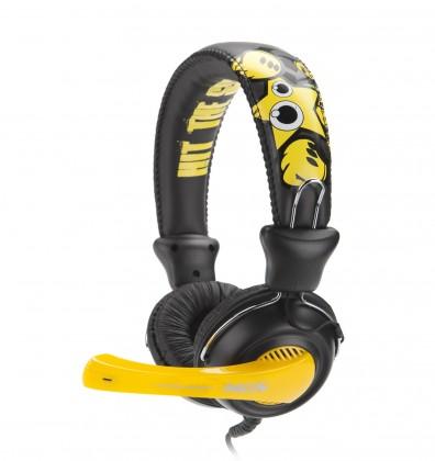Bezdrátová sluchátka NGS headset HIT THE SOUND