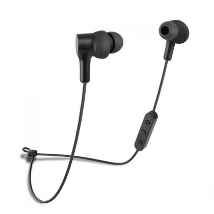 Bezdrátová sluchátka Niceboy HIVE E3, černá