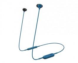 Bezdrátová sluchátka Panasonic RP-NJ310BE-A, modrá