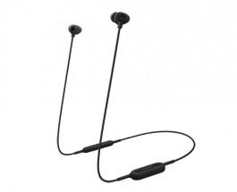 Bezdrátová sluchátka Panasonic RP-NJ310BE-K, černá