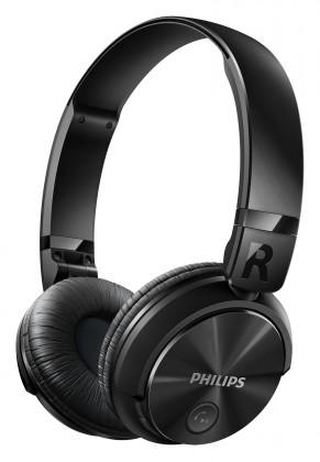 Bezdrátová sluchátka Philips SHB3060BK černá (SHB3060BK/00)