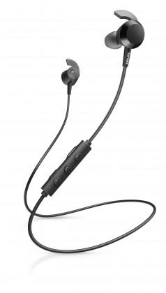 Bezdrátová sluchátka Philips TAE4205BK