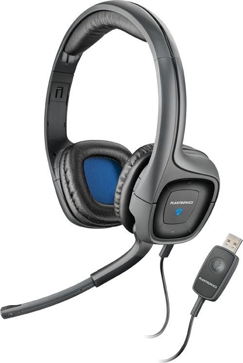 Bezdrátová sluchátka Plantronics .Audio 655 USB