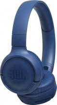 Bezdrátová sluchátka přes hlavu JBL Tune 500BT modrá