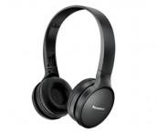 Bezdrátová sluchátka přes hlavu Panasonic RP-HF410BE-K, černá