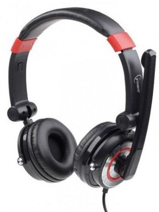 Bezdrátová sluchátka Sluchátka s mik C-tech MHS-5.1-001, USB, 5.1 zvuk