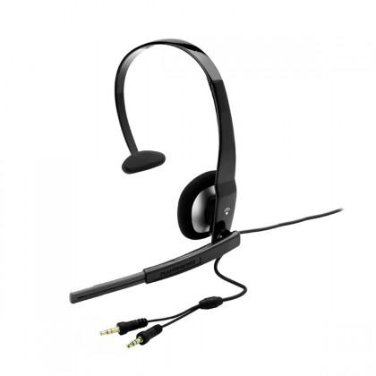 Bezdrátová sluchátka Sluchátka s mikrofonem Audio 310, černá Plantronics
