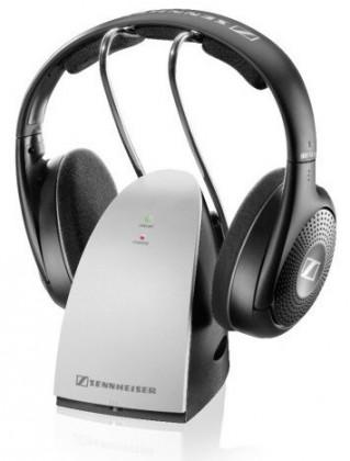 Bezdrátová sluchátka Sluchátka SENNHEISER, RS 120
