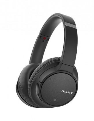 Bezdrátová sluchátka Sony WH-CH700N, černá WHCH700NB.CE7