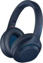 Bezdrátová sluchátka Sony WH-XB900NL, modrá