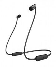 Bezdrátová sluchátka Sony WI-C310B, černá
