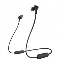 Bezdrátová sluchátka Sony WI-XB400, černá