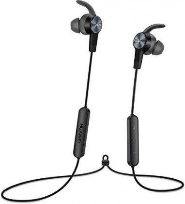 Bezdrátová sluchátka Sportovní bezdrátová sluchátka Huawei AM61, černá