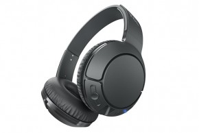Bezdrátová sluchátka TCL MTRO200BT, černá