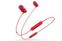 Bezdrátová sluchátka TCL SOCL100BTOR, oranžová