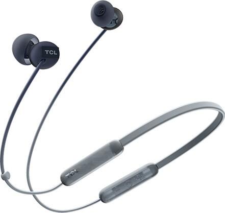 Bezdrátová sluchátka TCL SOCL300BTBK BT sluchátka do uší, mikrofon, BT 5.0, černá