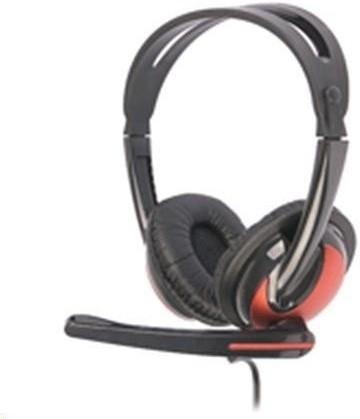 Bezdrátová sluchátka Tracer sluchátka s mikrofonem RED SKY TRS-698M