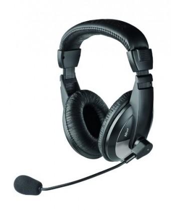 Bezdrátová sluchátka TRUST Sluchátka s mikrofonem Quasar Headset