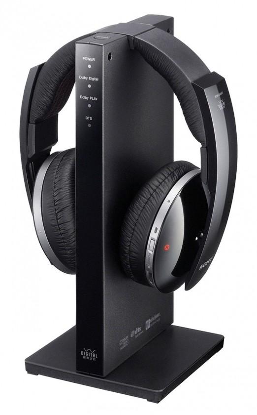 Bezdrátová SONY MDR-DS6500 - Bezdrátová sluchátka