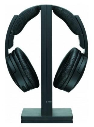 Bezdrátová Sony MDR-RF865RK, černá ROZBALENO