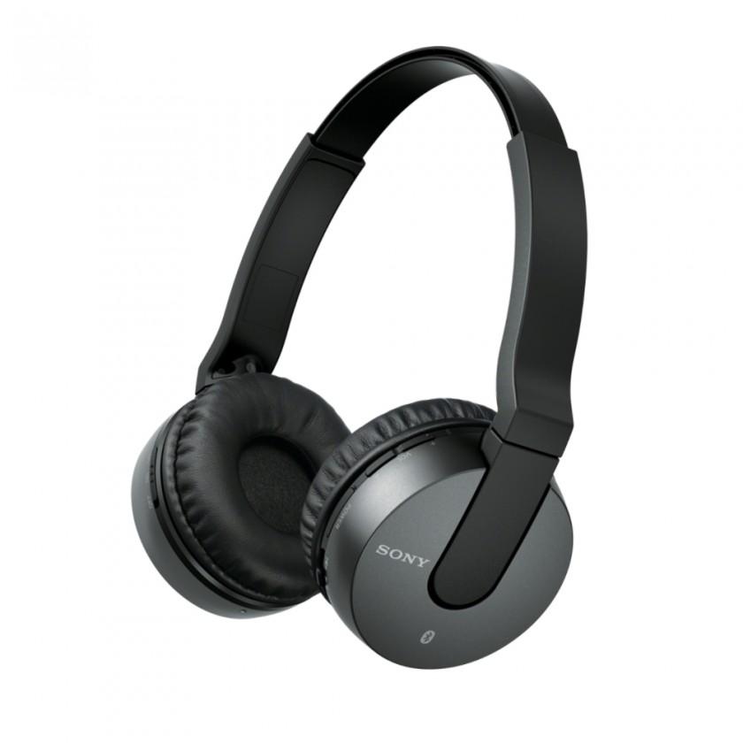 Bezdrátová Sony MDR-ZX550BNB (Black) ROZBALENO