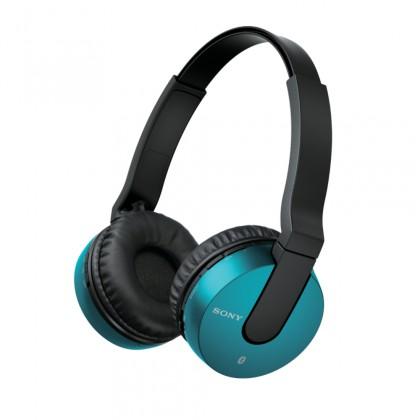 Bezdrátová Sony MDR-ZX550BNL (Blue)