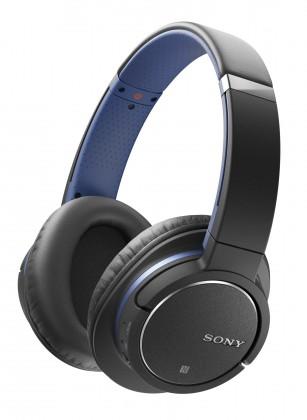 Bezdrátová Sony Sluchátka MDR-ZX770BN modrá