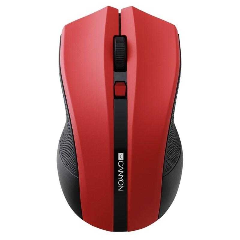 Bezdrátové myši Bezdrátová myš Canyon CNE-CMSW05R
