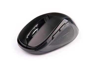 Bezdrátové myši C-TECH WLM-02 černá (WLM-02)