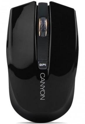 Bezdrátové myši CANYON CNS-CMSW5B, černá