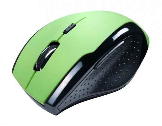Bezdrátové myši Connect IT CI-158, zelená