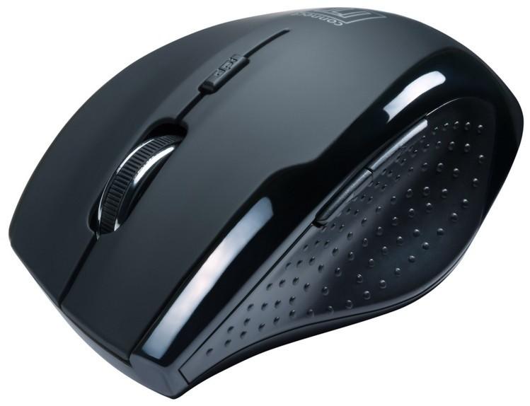 Bezdrátové myši Connect IT CI-161, černá