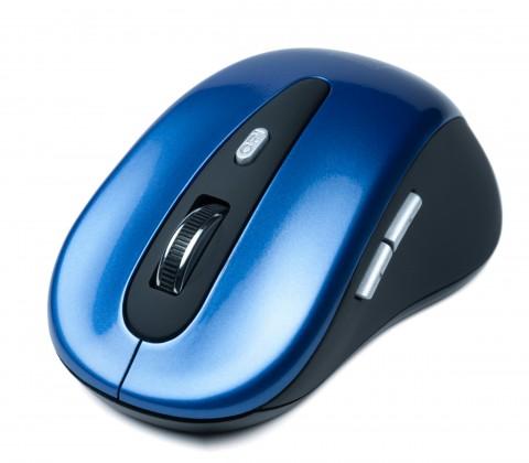 Bezdrátové myši Connect IT CI-164, modrá