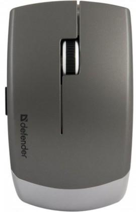 Bezdrátové myši Defender Jasper MS-475, hnědá