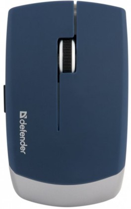 Bezdrátové myši Defender Jasper MS-475, indigo