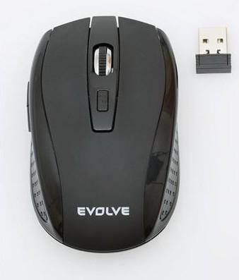 Bezdrátové myši EVOLVEO WM-242B bezdrátová myš