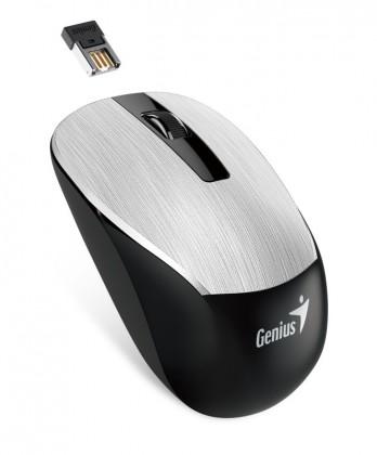 Bezdrátové myši Genius NX-7015 (31030119105), stříbrná