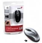 Bezdrátové myši Genius Traveler 900, stříbrná ROZBALENO