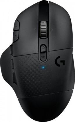 Bezdrátové myši Herní myš Logitech G604 LIGHTSPEED, bezdrátová, černá