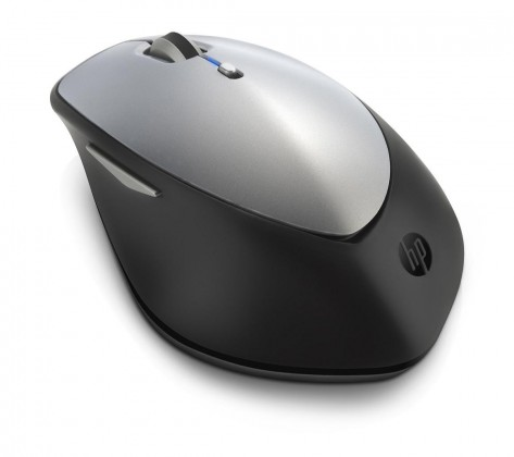 Bezdrátové myši HP x5500 Wireless, černá H2W15AA#ABB