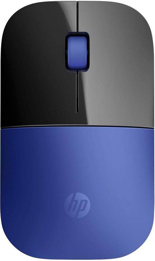 Bezdrátové myši HP Z3700 Wireless Mouse - Dragonfly Blue (V0L81AA#ABB)