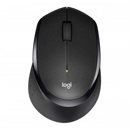 Bezdrátové myši Logitech M330 Silent Plus, černá