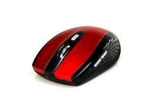 Bezdrátové myši Media-Tech myš Ration Pro červená