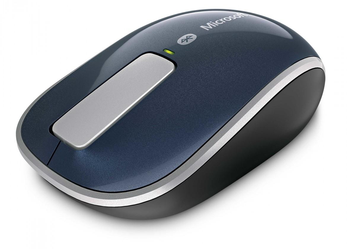 Bezdrátové myši Microsoft Sculpt Touch Mouse